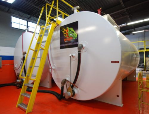 Battling FOG waste with technology – Greasezilla invades WEFTEC