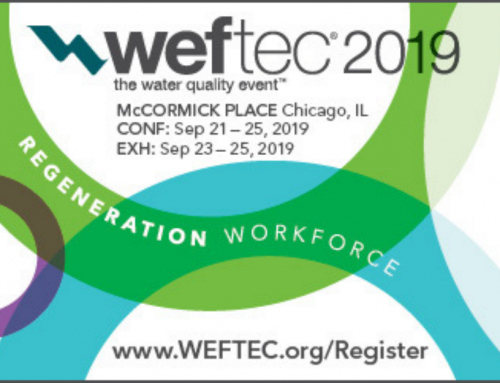 Greasezilla is Attending WEFTEC 2019! What to Know before You Go
