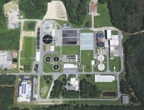 PLANT PROFILE: HRSD NANSEMOND TREATMENT PLANT