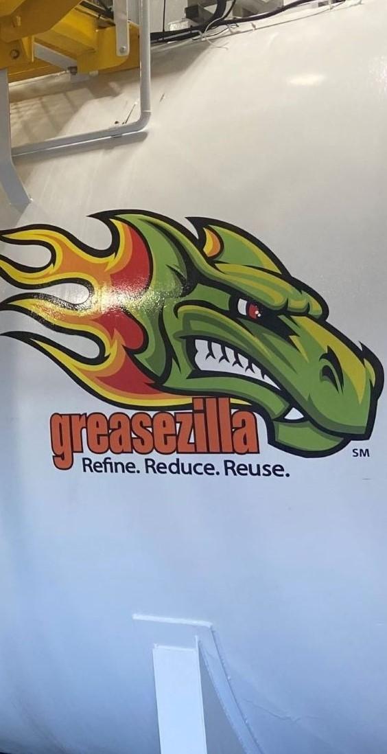 greasezilla tank
